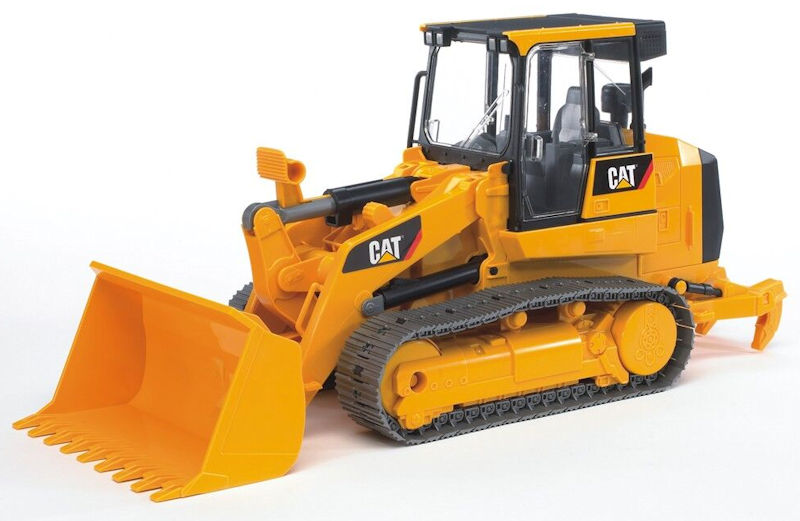 02448 - Bruder Toys Caterpillar Track Loader High Impact ABS