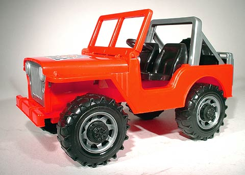 02540-R - Bruder Cross Country Off Road Vehicle