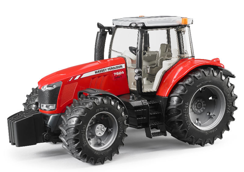 03046 - Bruder Massey Ferguson 7624 Tractor Manufactured of