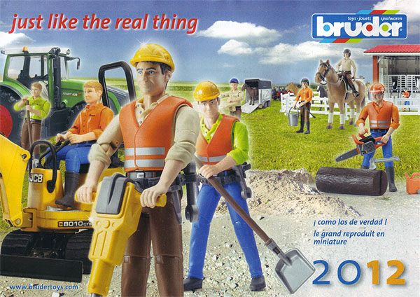 2012MINI - Bruder 2012 Bruder Carry Size Catalog