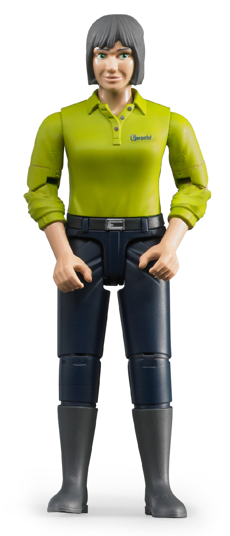 60405 - Bruder Toys Women Driver_Construction Worker