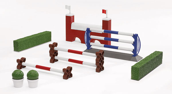 62532 - Bruder Horse Jump Obstacle Set Bruders Bworld