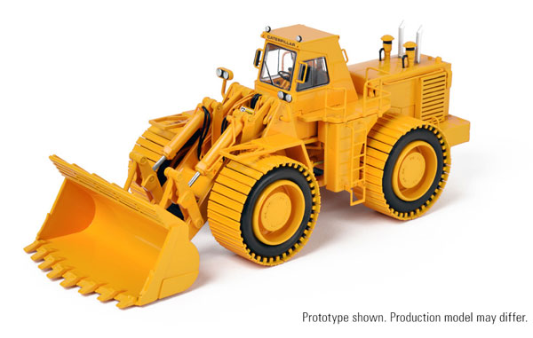 992B-BL - CCM Caterpillar 992B Wheel Loader
