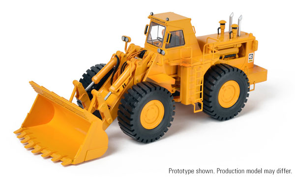 992B - CCM Caterpillar 992B Wheel Loader Vintage Precision