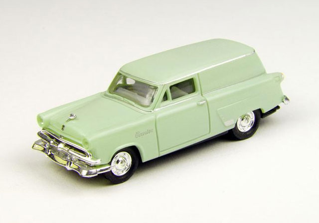 30289 - CMW 1953 Ford Courier Delivery