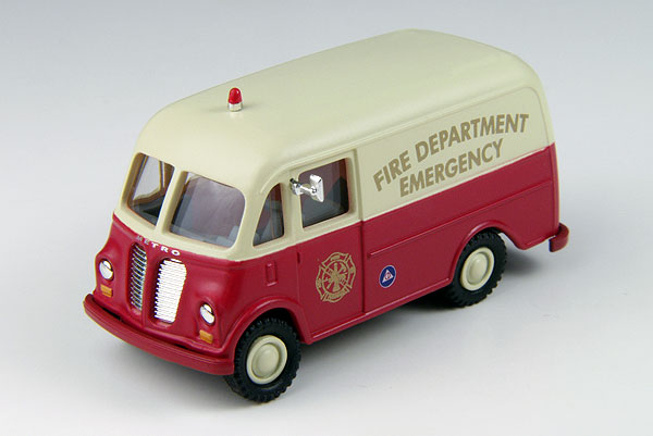 30432 - CMW Fire Emergency IH Metro Delivery Van Mini