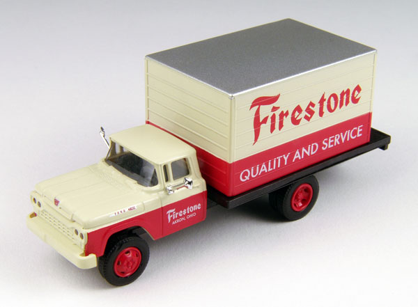 30454 - CMW Firestone Tires 1960 Ford