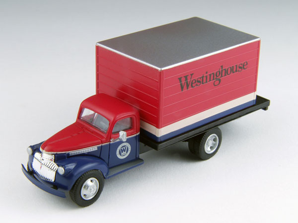 30479 - CMW Westinghouse 1941_46 Chevrolet Box Truck Mini