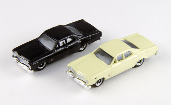 50354 - CMW 1967 Ford Sedans Set of 2