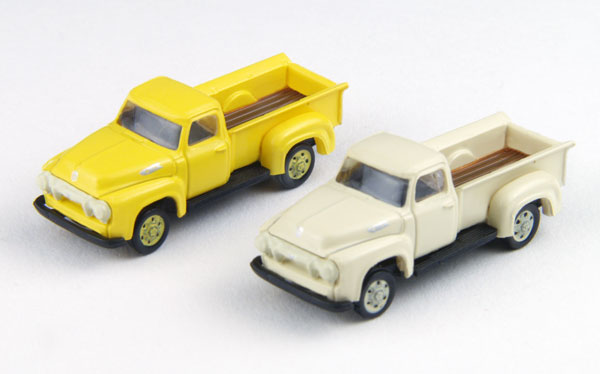 50361 - CMW 1954 Ford Pickups Set of 2