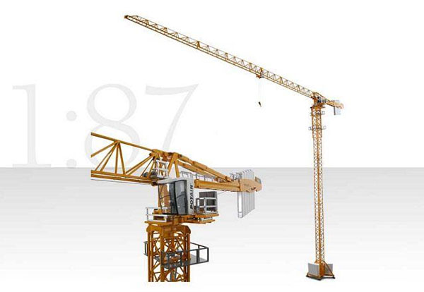 2028 - Conrad Potain MDT 389 Rotating Tower Crane