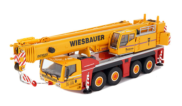 2107-08 - Conrad Wiesbauer Demag AC 100_4L Telescopic Mobile