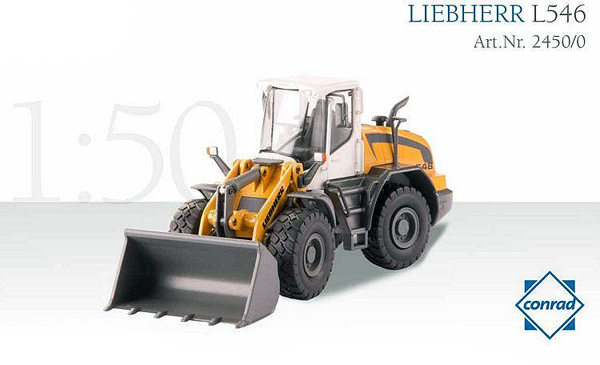 2450 - Conrad Liebherr L 546 Wheel Loader