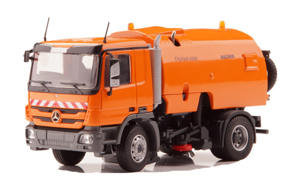 72212-04L - Conrad Bucher Mercedes Benz Cityfant 6000 Road