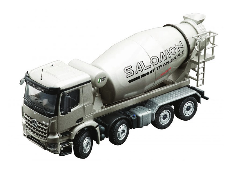 78131-02 - Conrad Salomon Mercedes Benz Arocs 4 Axle
