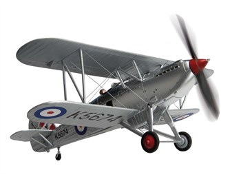 AA27301 - Corgi Hawker Fury K5674 Historic Aircraft Collection