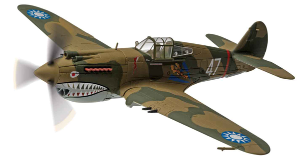 AA28104 - Corgi Curtiss Hawk 81 A 2