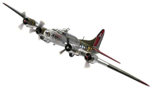AA33316 - Corgi B 17 Flying Fortress Little Miss
