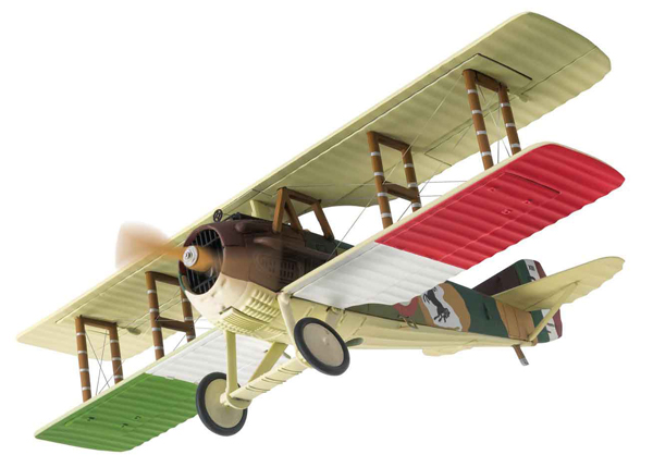 AA37907 - Corgi SPAD XIII S29005 Major Francesco Baracca 91st