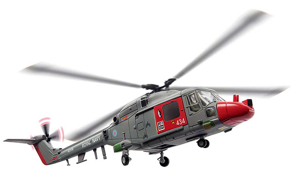 AA39007 - Corgi Westland Lynx HAS 3 ICE assigned