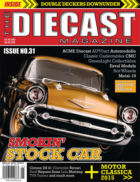 DCMAG31 - Dcmag The Diecast Magazine Issue No 31