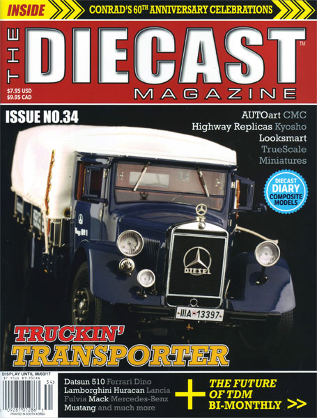 DCMAG34 - Dcmag The Diecast Magazine Issue No 34