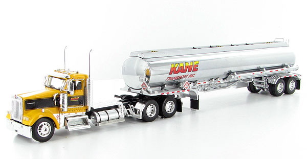 32505 - Die-Cast Promotions DCP Kane Transport Kenworth W900 Day Cab