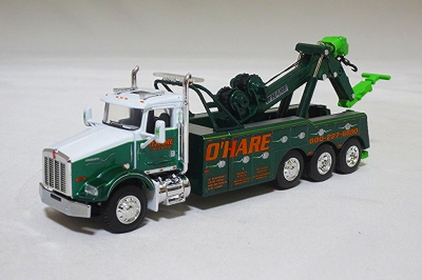 33502 - Die-Cast Promotions DCP OHare Kenworth T800