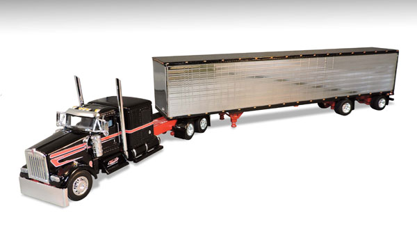 33633 - Die-Cast Promotions DCP TraLo Kenworth W900