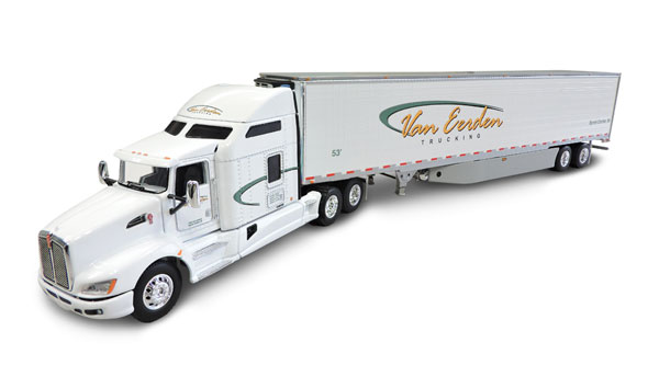 33872 - Die-Cast Promotions DCP Van Eerden Trucking Kenworth T660