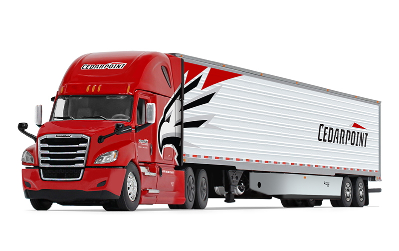 60-0546 - Die-Cast Promotions DCP Cedarpoint Trucking Freightliner Cascadia