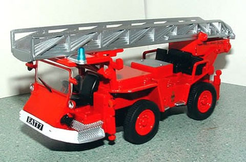 DP-036 - Del Prado 1972 EATT Riffaud Salev Ladder Truck