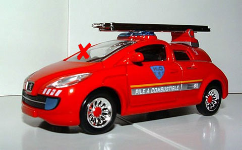 DP-055-X - Del Prado 2008 Peugeot_Citroen Electric Response Vehicle PASSENGER