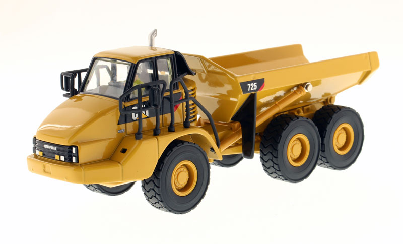 85073 - Diecast Masters Caterpillar 725 Articulated Dump Truck Core