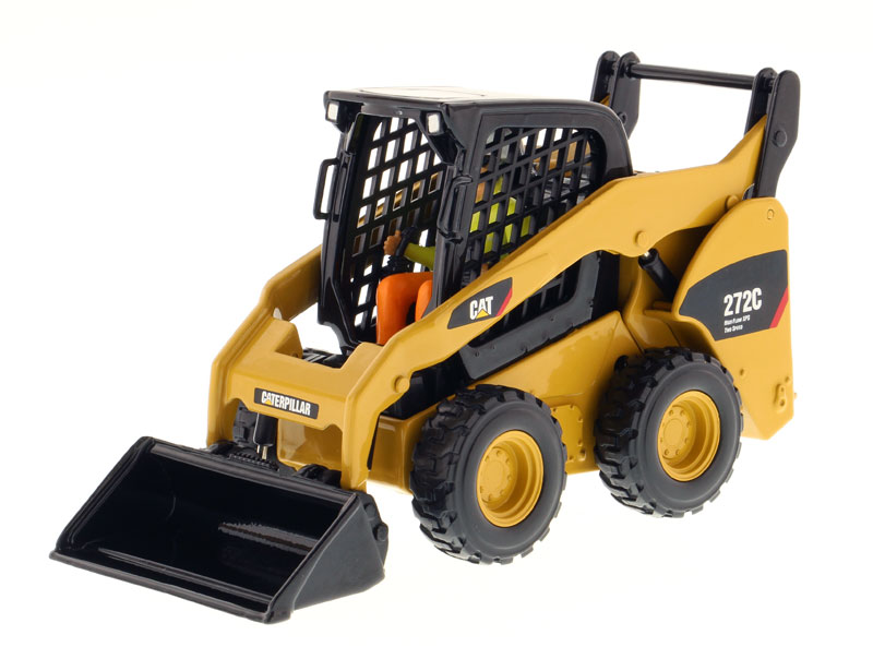 85167 - Diecast Masters Caterpillar 272C Skid Steer Loader Core