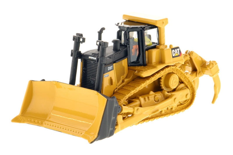85209 - Diecast Masters Caterpillar D9T Track Type Tractor High