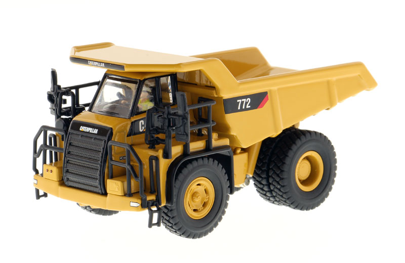 85261 - Diecast Masters Caterpillar 772 Off Highway Truck High