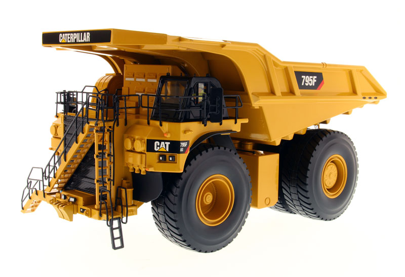 85515 - Diecast Masters Caterpillar 795F AC Electric Drive Mining