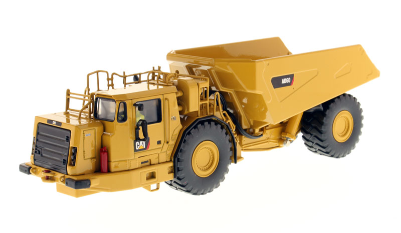 85516 - Diecast Masters Caterpillar AD60 Articulated Underground Truck High