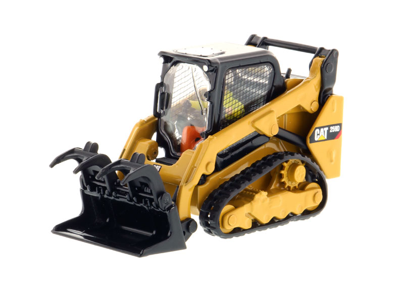 85526 - Diecast Masters Caterpillar 259D Compact Track Loader High