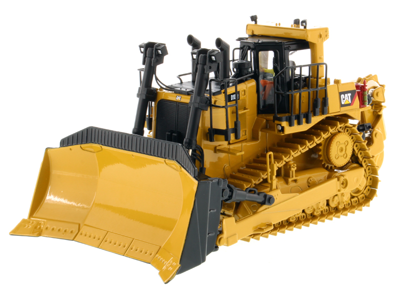85532 - Diecast Masters Caterpillar D10T2 Track Type Tractor Dozer High
