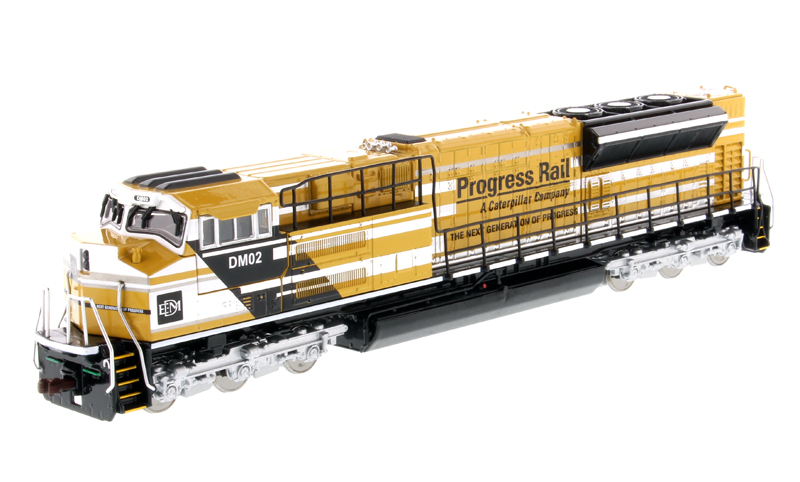 85546 - Diecast Masters Progress Rail A Caterpillar Company EMD