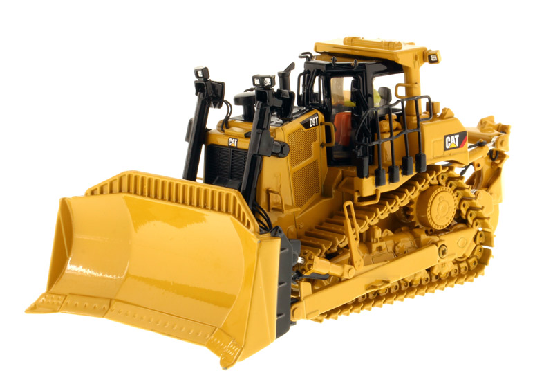 85944 - Diecast Masters Caterpillar D9T Track Type Tractor High