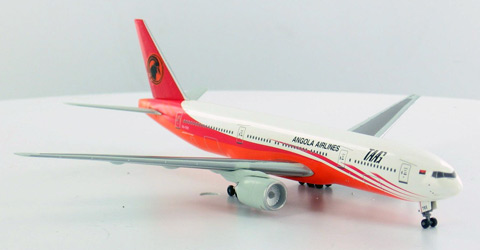 55194 - Dragon TAAG Angola Airlines B777 200