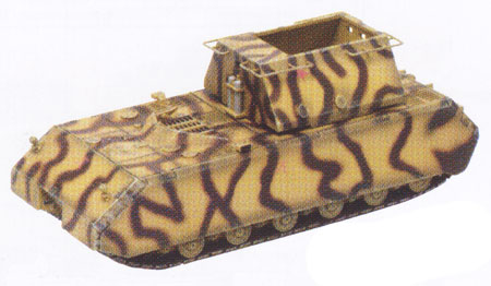 60157 - Dragon German super Heavy Tank Maus
