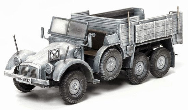 60501 - Dragon Kfz 70 6x4 Personnel Carrier Winter