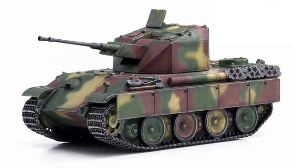60525 - Dragon Flakpanzer V Coelian Tank Germany 1945