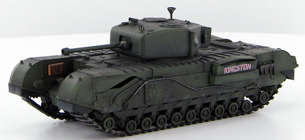 60570 - Dragon Churchill MkIV Tank 4th Battalion Grenadier
