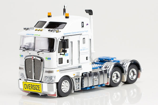 Z01377 - Drake Nationwide Transport Solutions Kenworth K200 Prime