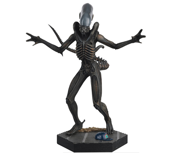 AP01 - Eaglemoss Xenomorph Alien 1979 Cast